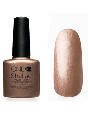 CND SHELLAC, ЦВЕТ SUGARED SPICE 7.3 ML