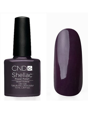 CND SHELLAC, ЦВЕТ VEXED VIOLETTE 7.3 ML