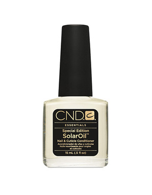 CND, SPECIAL EDITION SOLAR OIL 15 ML