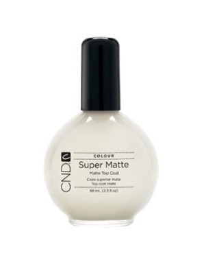 CND, SUPER MATTE TOP COAT 68 ML