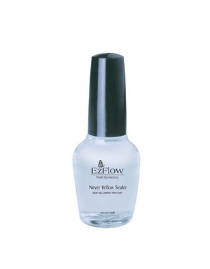 EZFLOW NEVER YELLOW SEALER TOP COAT 14 ML