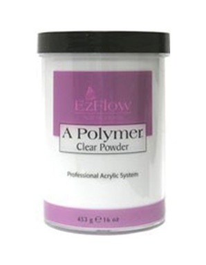 EZFLOW, POLYMER CLEAR POWDER 453 G
