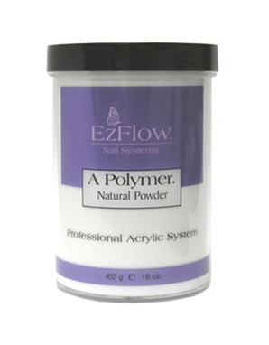 EZFLOW, POLYMER NATURAL POWDER 453 G