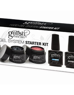 HARMONY GELISH HARD GEL STARTER KIT