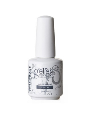 HARMONY GELISH,TOP-IT-OFF