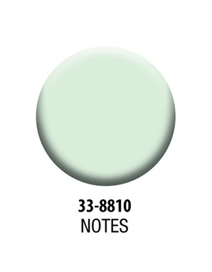 HARMONY REFLECTIONS MELODY COLLECTION ЦВЕТ NOTES (MINT GREEN) 7 GR