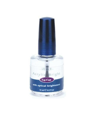 IBD, ACRYLIC BRIGHT TOP COAT 14 ML