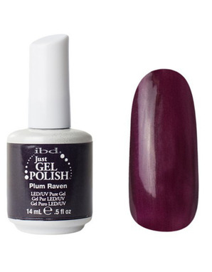 IBD, JUST GEL №56506 PLUM RAVEN
