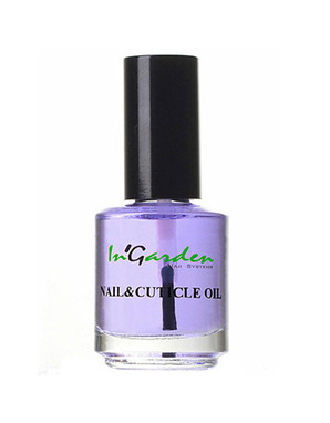 IN'GARDEN, NAIL&CUTICLE OIL 11 ML