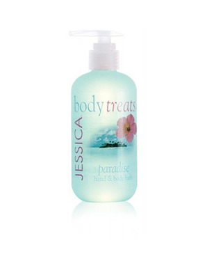 JESSICA, BODY TREATS PARADISE BATH 251 ML