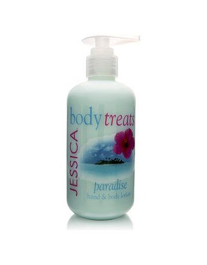 JESSICA, BODY TREATS PARADISE LOTION 236 ML