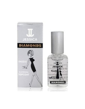 JESSICA, DIAMONDS DAZZLE TOPCOAT 14,8 ML