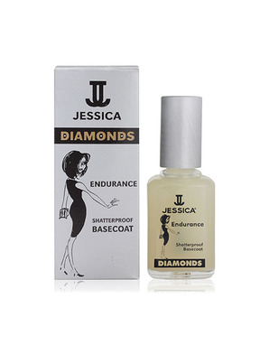 JESSICA, DIAMONDS ENDURANCE BASECOAT 14,8 ML