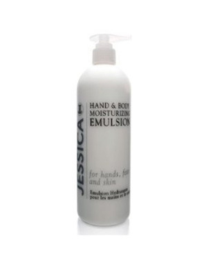 JESSICA, HAND & BODY MOISTURIZING EMULSION 947 ML