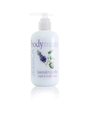 JESSICA, LAVENDER - JOJOBA LOTION 236 ML