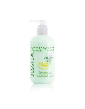 JESSICA, LEMONGRASS LOTION 236 ML