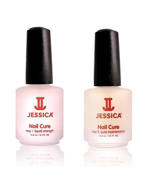 JESSICA, NAIL CURE TWIN - PACK