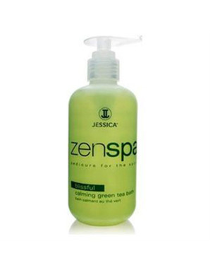 JESSICA, ZENSPA BLISSFUL SOAK GREEN TEA 237 ML