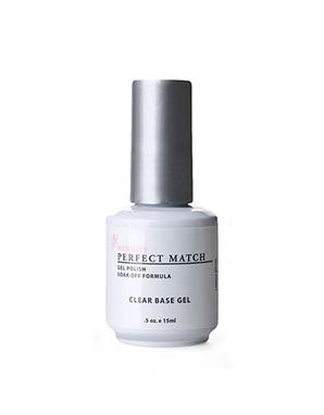 LECHAT PERFECT MATCH, CLEAR BASE GEL