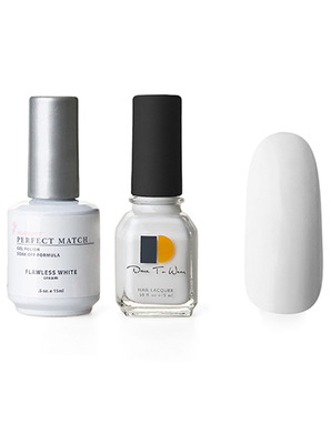 LECHAT PERFECT MATCH, ЦВЕТ FLAWLESS WHITE (НАБОР)