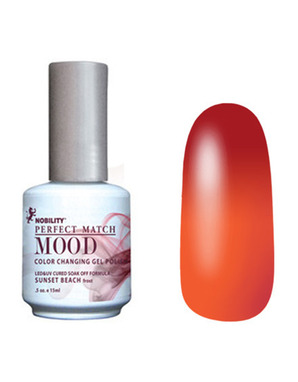 LECHAT PERFECT MATCH, ЦВЕТ SUNSET BEACH 15 ML