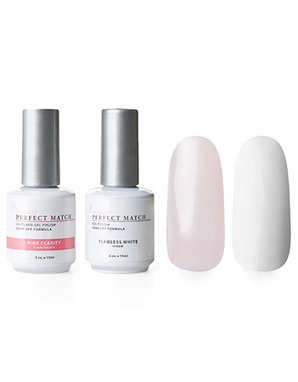 "НАБОР FRENCH MANICUR SET ""PINK&WHITE"""