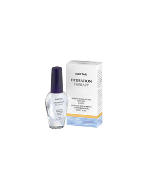 NAIL TEK HYDRATION THERAPY MATTE TOP COAT 15 ML