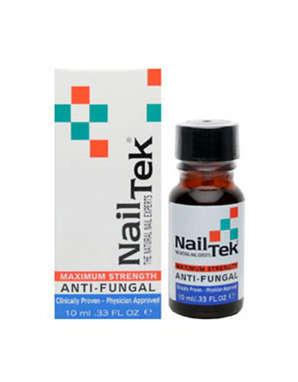 NAIL TEK MAXIMUM STRENGTH ANTI-FUNGAL 10 ML