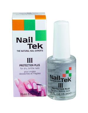 NAIL TEK PROTECTION PLUS III 15 ML