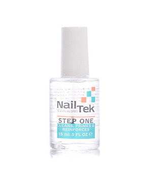 NAIL TEK STEP ONE MANICURE PREP 15 ML (БАЗА ДЛЯ ОБЫЧНОГО ЛАКА)