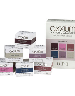 OPI AXXIUM, HEADLINERS KIT