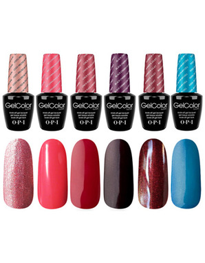 OPI GELCOLOR, THE CLASSICS KIT