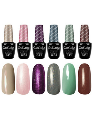 OPI GELCOLOR, THE IMPRESSIONISTS KIT
