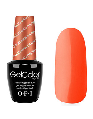 OPI GELCOLOR, ЦВЕТ A GOOD MAN DARIN IS HARD TO FIND H47