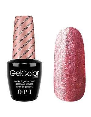 OPI GELCOLOR, ЦВЕТ COZU-MELTED IN THE SUN M27