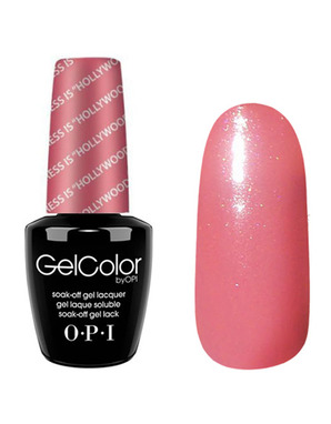 "OPI GELCOLOR, ЦВЕТ MY ADDRESS IS ""HOLLYWOOD"" T31"