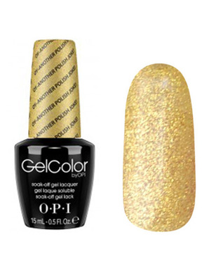 OPI GELCOLOR, ЦВЕТ OY-ANOTHER POLISH JOKE!