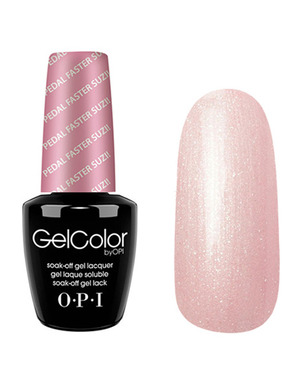 OPI GELCOLOR, ЦВЕТ PEDAL FASTER SUZI H60