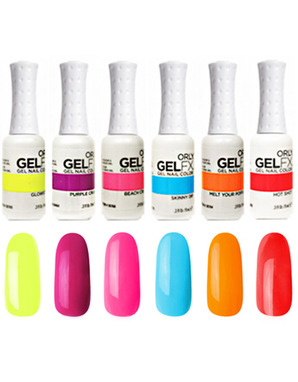 ORLY GEL FX 6 PIX KIT NEON COLOR