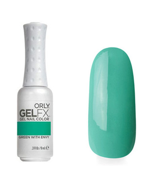 ORLY GEL FX, ЦВЕТ #30638 GREEN WITH ENVY