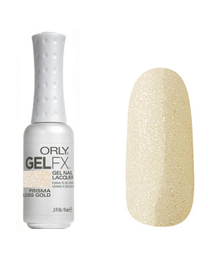 ORLY GEL FX, ЦВЕТ #30709 PRISMA GLOSS GOLD