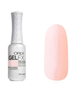 ORLY GEL FX, ЦВЕТ #32474 ROSE COLORED GLASSES