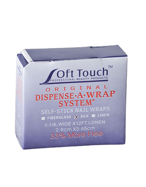 SOFT TOUCH DISPENSE A WRAP SYSTEM