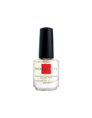 SOPHIN, FRENCH MANICURE QUICK DRY
