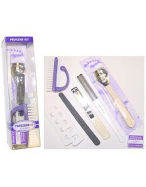 TWEEZERMAN, CARE KITS PEDICURE KIT